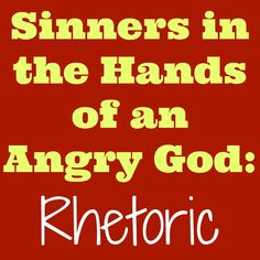 "I just created the 'Rhetoric in ""Sinners in the Hands...""' lesson on UClass.org! In this lesson, students analyze the theme, purpose, and rhetorical features of ""Sinners in the Hands of an Angry God"" by completing a two-column close reading of the text.. Find the best Common Core lessons created by teachers, assign work to your students, and connect your class to the world on UClass."