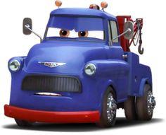 Ivan (Cars 2) - Disney Wiki - Wikia Cars Characters, Disney Cartoon Characters, Disney Pixar Cars, Disney Cartoons, Disney Fun, Tow Truck, Trucks, Cartoon Sketches, Lightning Mcqueen