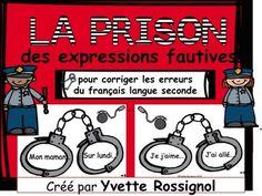 Vous enseignez le français langue seconde (immersion, français de base, etc.)?…