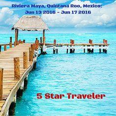 Riviera Maya Quintana Roo Mexico Jun 13 2016 - Jun 17 2016  Click The BLUE Superprenuer007 to Start Traveling!  #rivieramaya #quintanaroo #mexico #5startraveler #fivestartraveler