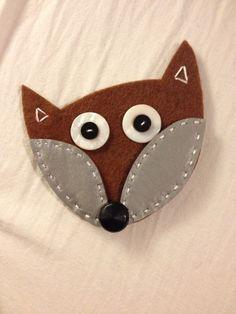 Fox Reflector Sizzix