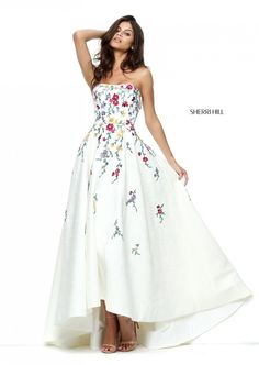 077819a3ee2 56 Top White Prom Dresses images