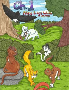Image result for warrior cats comic