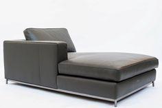[Chaise longue Minotti] - Spazio900 Modernariato
