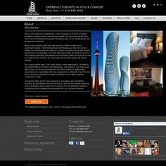 Short term rental and apartments for vacation needs or while on a business trip to the city of Toronto are offered by our rental, Atlas suites for your temporary residence and comfort with best possible facilities and amenities. Toronto Canada, Business Travel, Apartments, Vacation, Photo And Video, Luxury, City, Vacations, Cities