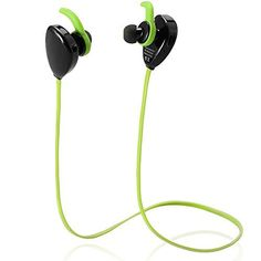 Bluetooth Headphones, Dealgadgets Noise Isolating V4.1 Wireless Stereo Running/Gym/Exercise Bluetooth Earbuds... via https://www.bittopper.com/item/bluetooth-headphones-dealgadgets-noise-isolating-v41/