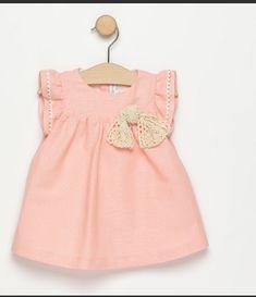 Baby Dresses, Girls Dresses, Summer Dresses, Little Fashion, Kids Fashion, Baby Smiles, Flower Girls, Toddler Outfits, Kids Wear
