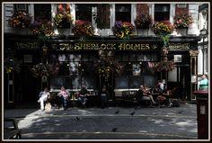The Sherlock Holmes Pub ~