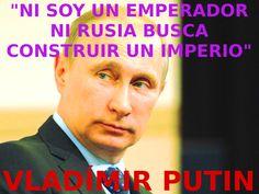 RUSIA NO BUSCA CONSTRUIR UN IMPERIO-writeintheglobaljungle.com – La patética pantalla de la reputación política...