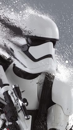 Wow, this stormtrooper right here, this is the guy! Wow, this stormtrooper here is the guy ! Star Wars Fan Art, Star Wars Film, Star Wars Poster, Star Wars Wallpaper Iphone, Best Iphone Wallpapers, Funny Wallpapers, Iphone Backgrounds, Cool Wallpapers Star Wars, Star Wars Kunst