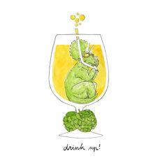 http://www.edinburghart.com/wp-content/uploads/Drink-up-dino-beer-card-by-hannah-botma.jpg