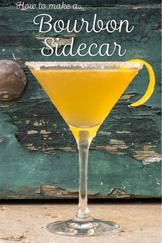Follow our Bourbon Sidecar recipe and learn how to make this classic bourbon cocktail with just four ingredients plus ice. | Bourbon Sidecar | Bourbon Sidecar Recipe | Bourbon Sidecar Cocktail | | Classic Sidecar | Four Roses | Cointreau | Sour Cocktail