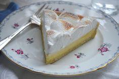 Lemon meringue tart slice POST