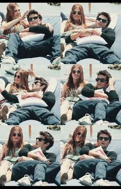 Holland Roden and Dylan O'Brien are so sweet to each other