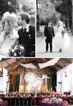 Вдохновение - это воздух, которым мы дышим - Викторианская свадьба от Braedon Photography