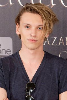 Jamie Campbell Bower (born 22 November, 1988) is a British actor who portrays young Gellert Grindelwald in Harry Potter and the Deathly Hallows