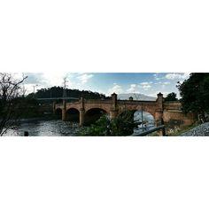 En pie desde 1879 -  Puente de Guayaquil - Medellin.