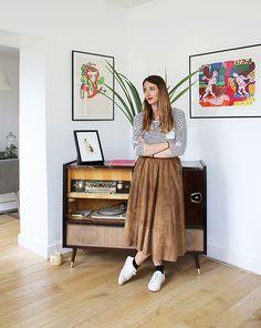 Olivia, Paris 3ème - Inside Closet
