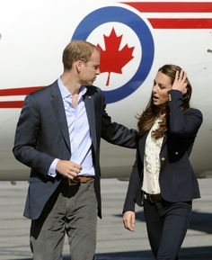 How William always looks back and waits for Kate to catch up. via @AOL_Lifestyle…