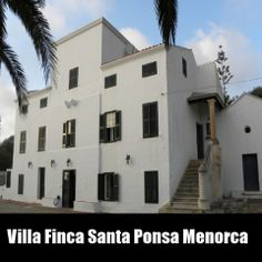 Get a Holiday Villa Rental In Sant Josep de Sa Talaia
