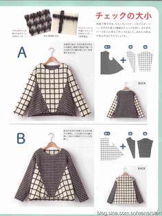Modelando-se nas revistas e livros chineses e japoneses