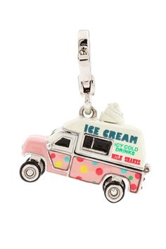 Juicy Couture Charm ice cream truck!