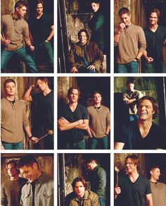 Jared & Jensen. <3 these two!