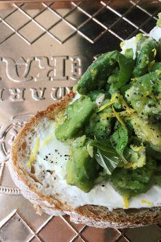 Processed with VSCO with c1 preset Eat Pretty, Lettuce, Avocado Toast, Vsco, Bob, Vegetables, Breakfast, Bucket Hat, Vegetable Recipes