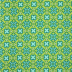 this moorish pattern has such a frequent pattern repeat would look great on a big piece of furniture