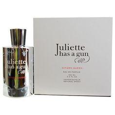 CITIZEN QUEEN by Juliette Has A Gun EAU DE PARFUM SPRAY 3.3 OZ