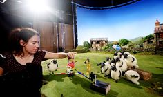 Shaun the Sheep Aardman Studios