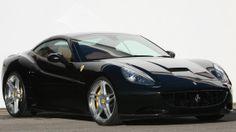 2010 Novitec Rosso Ferrari California