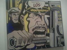 Lichtenstein Gorgeous Graphics