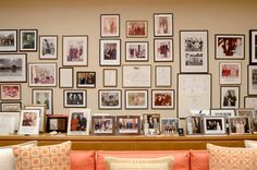 cover my walls in pictures. Inside Outside, Decor Ideas, Craft Ideas, Take Me Home, Monograms, Dream Life, Frames, Gallery Wall, Walls