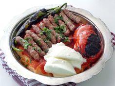 manisa  kebabı osmanlı mutfağına ait şehzadeler şehri manisa ilimizle  özleşmiş nefis bir kebap çeşididir.verdiğim bu tarif orjinal ...