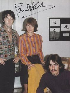 Paul, George and ?