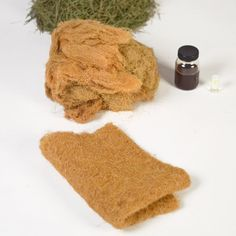#natural textile form pine needles