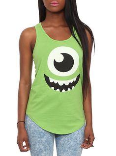 Disney Monsters, Inc. Mike Girls Tank Top | Hot Topic