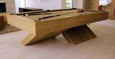 Resultado de imagen de pool tables suspending in the ceiling