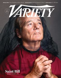 Bill Murray Graces Variety Cover for Rare Interview and Photos   Variety