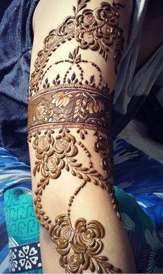 Arabic Mehndi, Henna Mehndi, Henna Art, Mehendi, Mahendi Design, Mehndi Art Designs, Bridal Henna, Henna Patterns, Maya