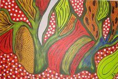 Le Jardin, da série Encantada-mente. 40x60cm - acrílica s/ tela.