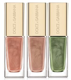 Dolce & Gabbana Makeup Collection for Summer 2014 nail polish