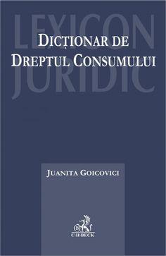 Dictionar de dreptul consumului