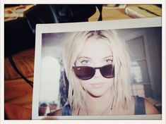bubbly-bambina:    offpistepursuit:    BENSON 2012  Took this with aPolaroid  Then took a picture of the picture with a phone    YOU WERE THAT CLOSE TO ASHLEY BENSON  I'M ACTUALLY CRYING FOR YOU  SHES SO PERFECT