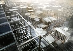 AA School of Architecture Projects Review 2012 - Inter 6 - Heonwoo Park