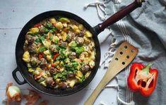 Bellmannin vegepannu Iron Pan, Food And Drink, Recipes, Dutch Oven, Rezepte, Recipe, Cooking Recipes