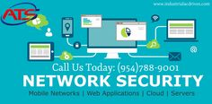 #Network #Security  - ATS solid network security to protect your data and your bottom line. You know the high cost of having your company's network breached. See more at: http://www.industrialacdrives.com/