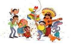 Fiesta para la piñata
