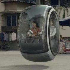 El auto volador - SUBIUNCAMBIO